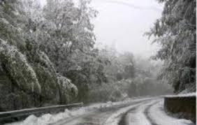 neve strade umbria