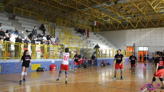 torneo volley omphalos