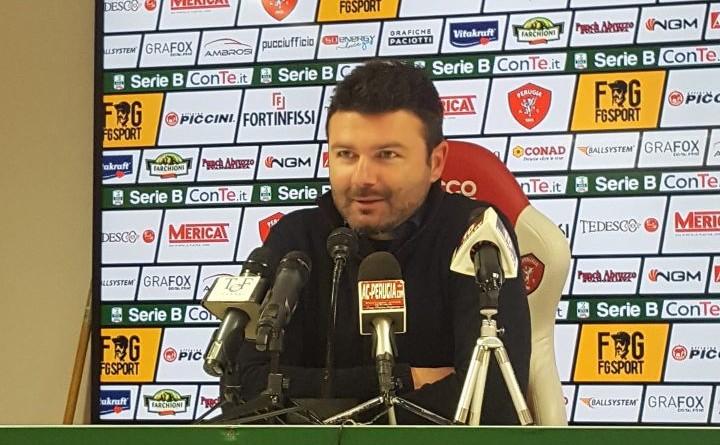 Roberto Goretti pre Pro Vercelli