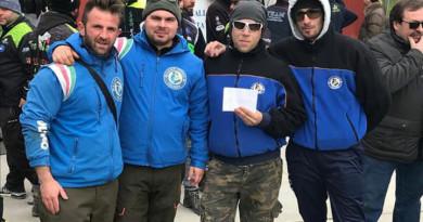 Trofeo Eccellenza Sud per squadre di società trota lago Fipsas 2018 lago sampei Pescatori del Topino