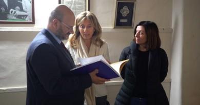 assessore regionale Bartolini alla scuola d'infanzia Santa Croce Perugia (1)