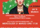"""Marsciano, concerto per """"Il marzo delle donne"""": c'è il soprano Mariangela Campoccia"""