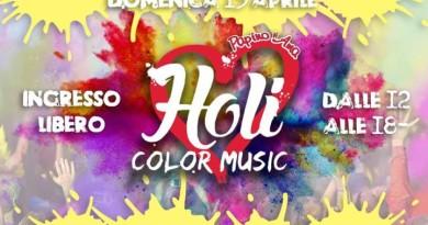 Festa di Primavera - Color Party