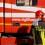 Terni , Motoclub vigili del fuoco in aiuto ai malati di sclerosi multipla.