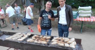 CAMPETTO di Pieve di Campo 26.5.18 sindaco alla cena (Medium)