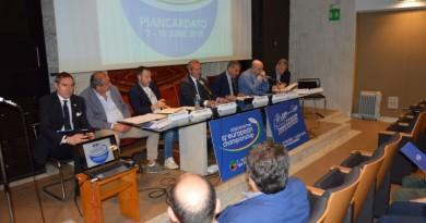 Da sx Ranchicchio, Morlupi, Pensi, Forcignanò, Paparelli, Bertini, Cicioni 3