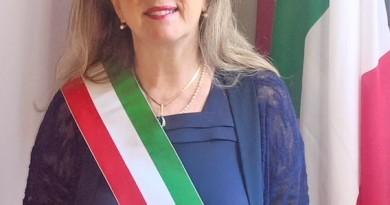 Il sindaco di Bevagna Annarita Falsacappa