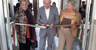 Inaugurazione Scuola Pozzuolo 1