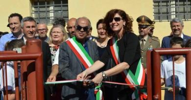 Inaugurazione scuola Lerchi