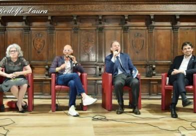 """Perugia, presentato il libro di Leonardo Cenci: """"Un testo che fa bene a tutti"""""""