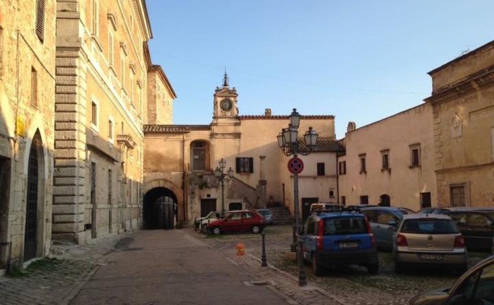 Piazza Marconi (foto Christian Corvi)