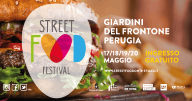 Street Food Festival a Perugia 2