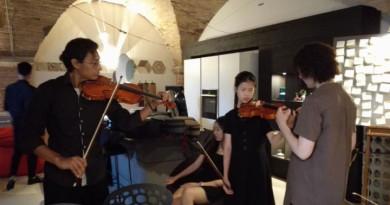 Da Bangkok a Perugia per imparare la musica classica: esperienza unica per quindici ragazzi thailandesi