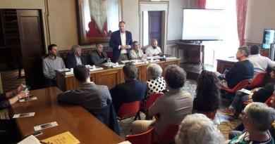 Al tavolo Bardelli, Scricciolo, Paparelli, Cherubini, Ranieri, Ferricello 1