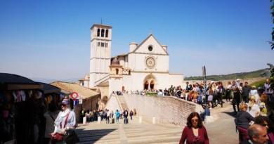 Assisi dati turismo 2018