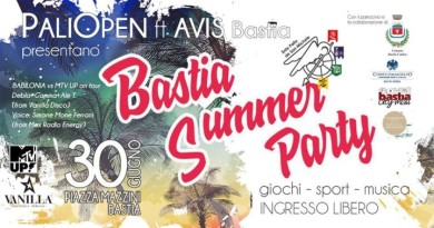 Bastia Summer Party