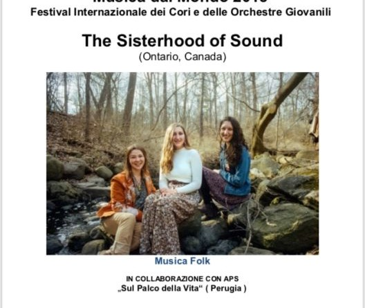 CONCERTO THE SISTERHOOD OF SOUND