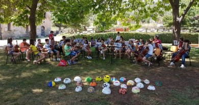 Campus Musicale Isola Polvese
