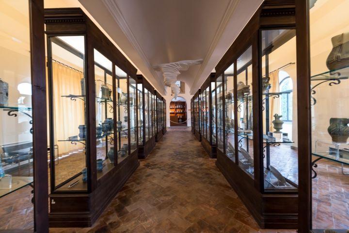 Museo Della Ceramica Di Deruta.Deruta Numeri D Eccezione Per Il Museo Della Ceramica