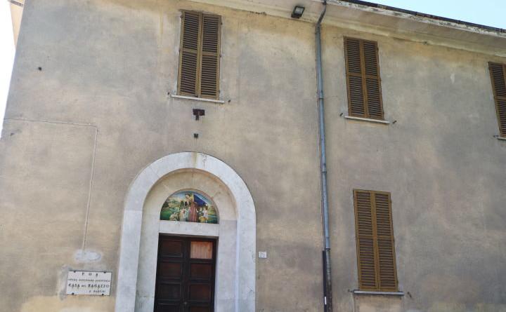 L'ex Casa del Ragazzo