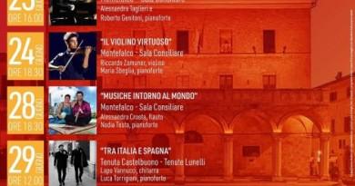 Montefalco musica doc programma