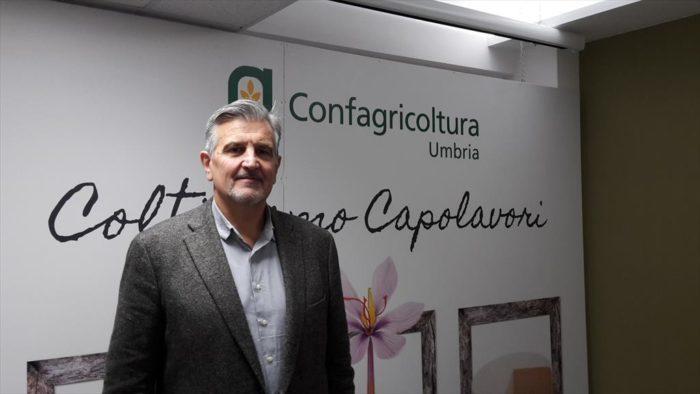 Presidente Confagricoltura Umbria Fabio Rossi