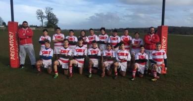 Rugby Perugia under 14