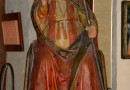 Casacastalda, iniziato il restauro della scultura lignea di Sant'Eutropio