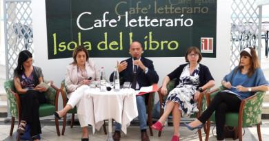il salotto con le elette dell'Umbria