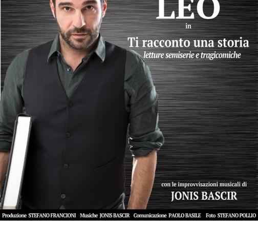 locandina Edoardo Leo