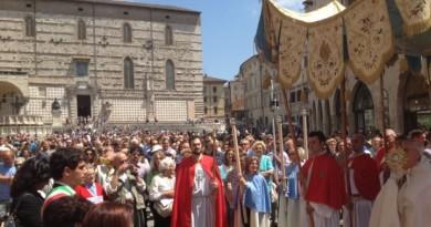 processione c.d. 2014 davanti palazzo comunale