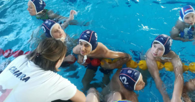 water polo ability