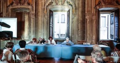 30/06/2018 Spoleto Palazzo Leti Sansi, I Dialoghi a Spoleto