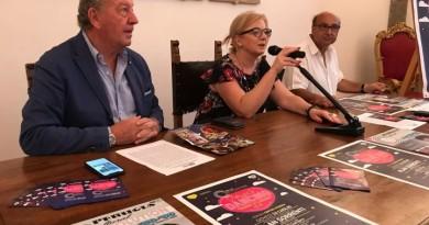 da sx, Sergio Mercuri, Cristiana Casaioli, Enrico Frau