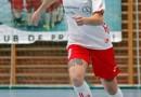 Il pivot rivelazione della Liga spagnola Angela Roda Aguilera in rossoverde