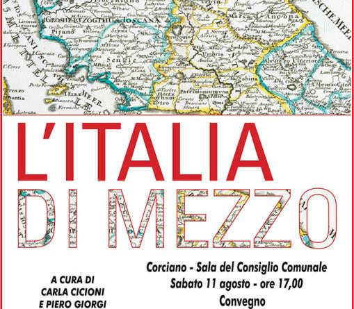 mostra cartografica italia di mezzo - CONVEGNO 11-agosto 2018 -