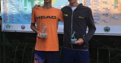 Tennis, trionfo in Slovacchia per Gilberto Casucci