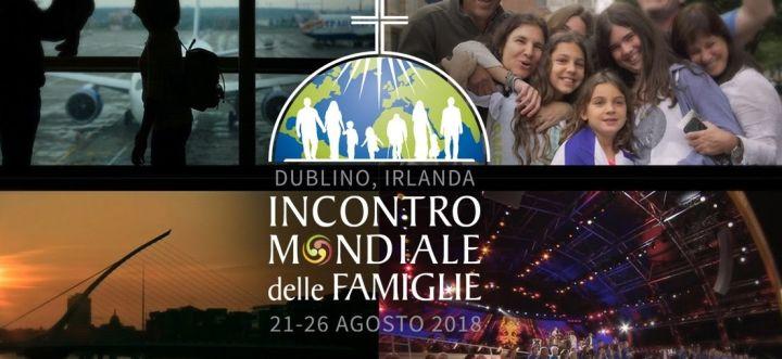 IX INCONTRO MONDIALE FAMIGLIE DUBLINO