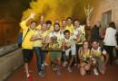 Montefalco, il quartiere San Fortunato vince la Corsa dei Bovi e per il decimo anno il Falco d'oro