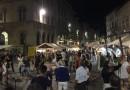 Rissa in centro a Perugia: sette indagati. Perquisizioni su due ventenni, weekend tranquillo.