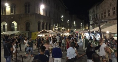 Perugia is open, serata in centro (1)