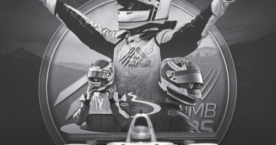 Poster FIA Hill Climb Masters 2018