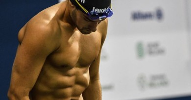 Riccardo Menciotti un oro e due bronzi agli Europei paralimpici di nuoto di Dublino