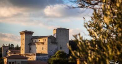 Rocca Flea Foto di Ennio Angeli