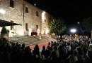 Corciano diventa piazza di Spagna con la sfilata di Cinzia Vermi