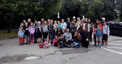 la delegazione perugino-pievese al IX WMF di Dublino