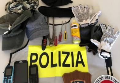 Albanese armato di pistola arrestato dalla Polizia Stradale di Terni