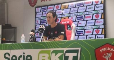 """Perugia, Nesta: """"Palermo da serie A, ma non abbiamo paura"""""""