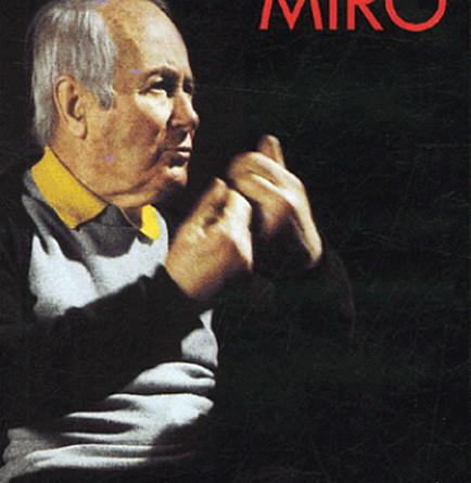 Joan-Miro-Films-and-interviews-1971-1974 - Locandina originale