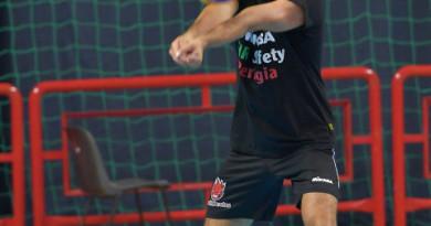 Sir Safety Conad Perugia. Primo giorno di allenamento presso PalaBarton Perugia IT, 16 agosto 2018 - Foto di Michele Benda per VolleyFoto [Riferimento file: 2018-08-16/ND5_8124]